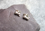 Sterling Silver Granulation Studs